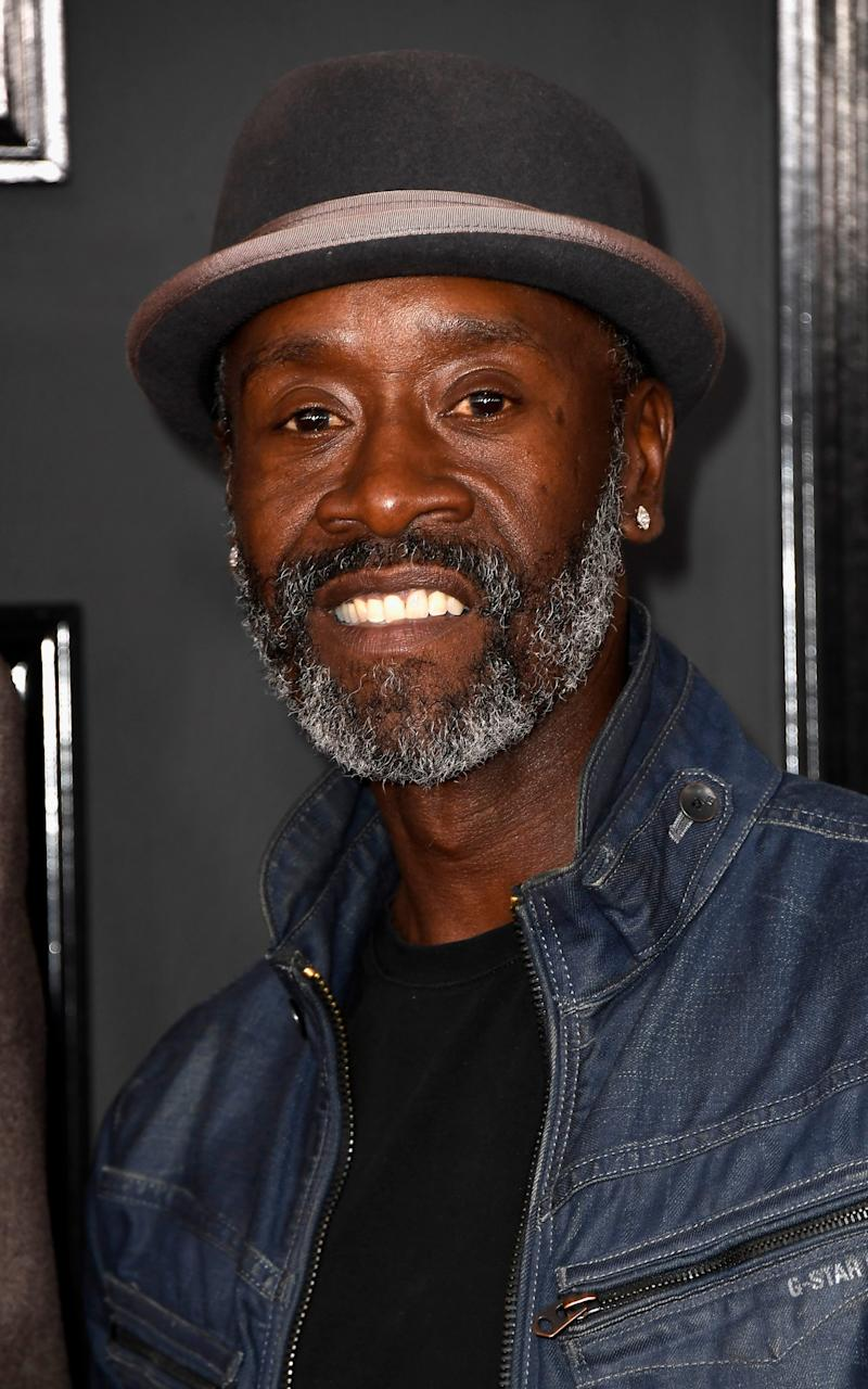 Don Cheadle - 2017 Getty Images