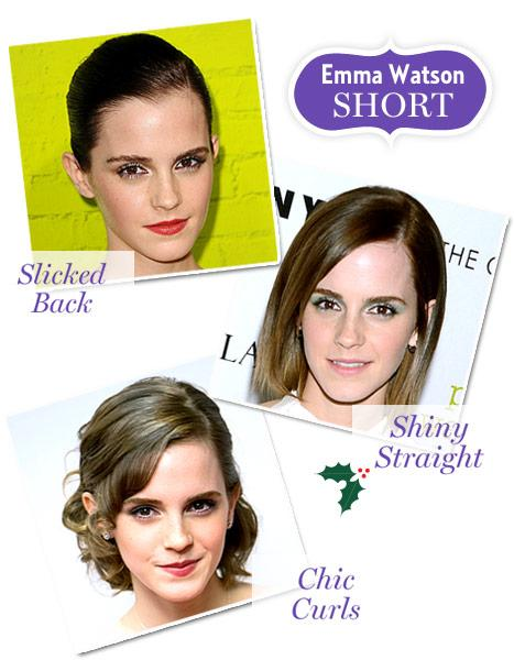 Hot Holiday Hairstyles -- and How to Wear Them!