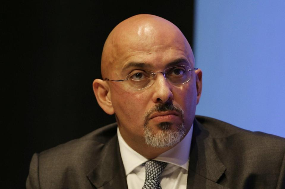 <p>Nadhim Zahawi has been made minister responsible for the deployment of coronavirus vaccines</p> (PA)