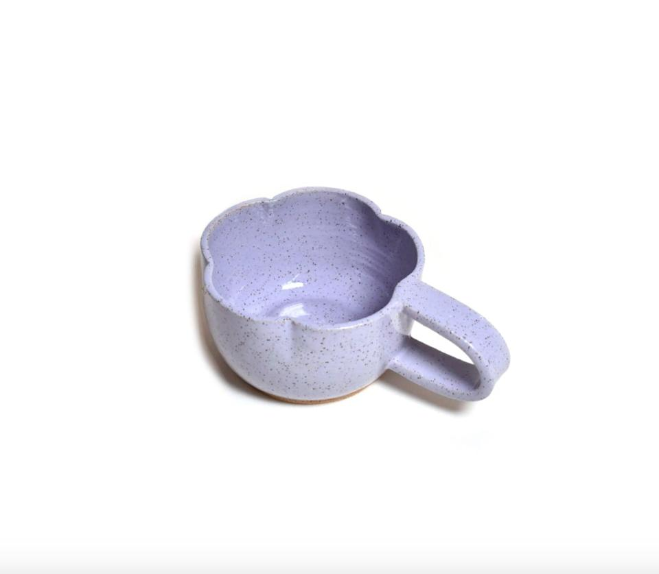 <p>We can't back this up with science <em>just</em> yet, but we're pretty convinced there's a direct correlation between using a cute mug and having a great day. Fortunately, this <span>Recreation Center Mug</span> ($46) strikes that happy medium between form and function.</p>