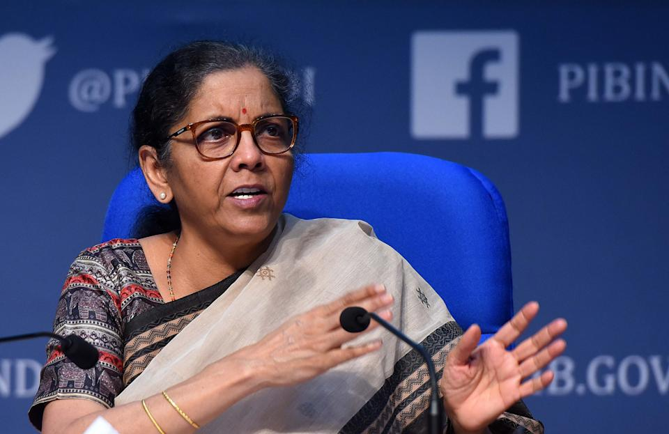 On May 31, 2019, she was appointed as the finance and corporate affairs minister. She is India's first full-time female finance minister.