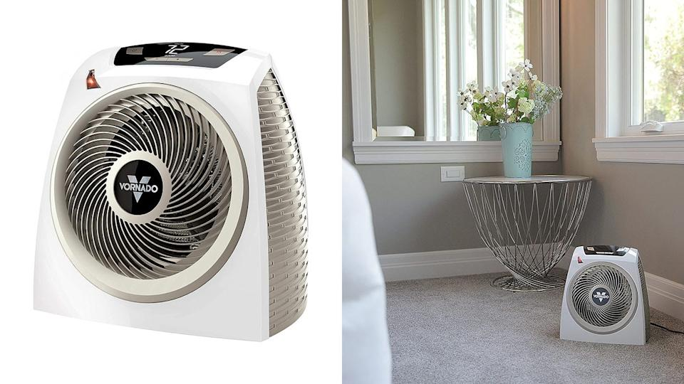 This space heater is on sale for a huge discount.