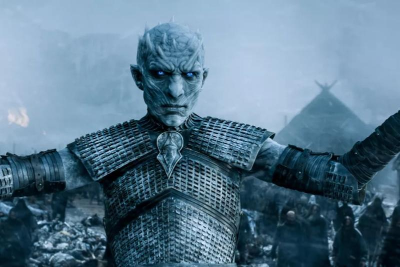 Will the Night King reign supreme?