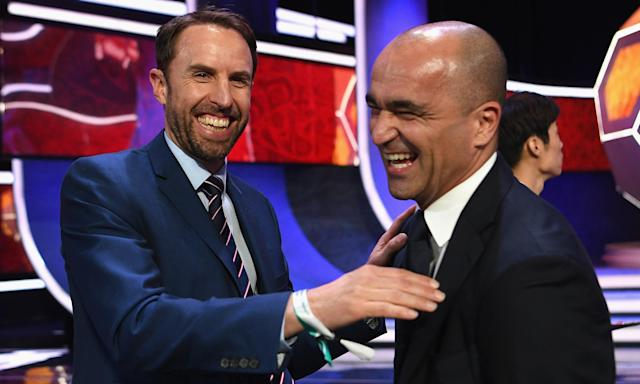 England's Gareth Southgate and Belgium's Roberto Martínez have reinvented themselves without changing very much at the World Cup in Russia.