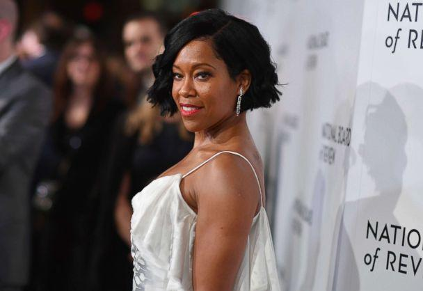 PHOTO: Actress Regina King attends the 2019 National Board Of Review Gala in New York, Jan. 8, 2019. (Angela Weiss/AFP/Getty Images)