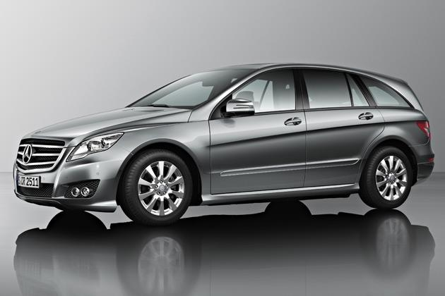 Mercedes-Benz launches R-Class at Rs 58.9 lakhs