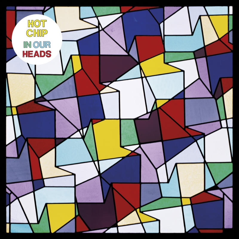 """This CD cover image released by Domino Records shows the latest release by Hot Chip, :In Our Heads."""" (AP Photo/Domino Records)"""