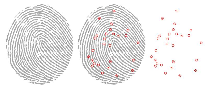 Morpho Places First in NIST 2014 MINEX Fingerprint Benchmark