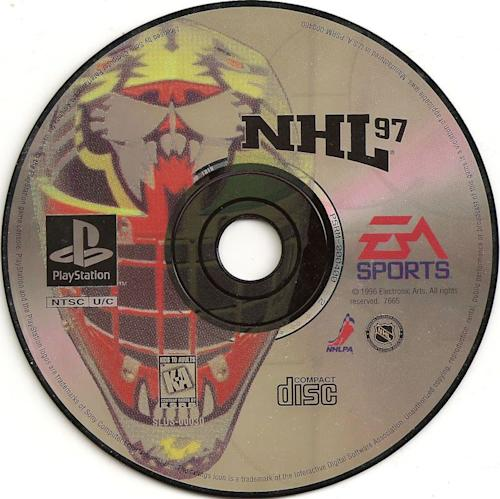 NHL '98 went a big step from 97 except for disk art