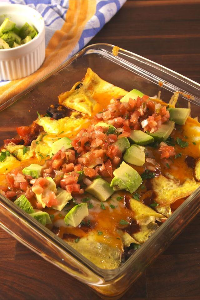 "<p>Move aside tortillas.</p><p>Get the recipe from <a rel=""nofollow"" href=""http://www.delish.com/cooking/recipe-ideas/recipes/a57392/low-carb-breakfast-enchilada-recipe/"">Delish</a>.</p><p><strong><em>BUY NOW: Slotted Spatula, <a rel=""nofollow"" href=""http://aax-us-east.amazon-adsystem.com/x/c/QucUaXhnANMbiv2uhyxrTzQAAAFge6xd6AEAAAFKAQ2371M/https://www.amazon.com/Kuhn-Rikon-Slotted-Spatula-Green/dp/B019PYOD0E/ref=as_at/?creativeASIN=B019PYOD0E&linkCode=w61&imprToken=hHN1OePvLCJiFN7In54pow&slotNum=0&s=home-garden&ie=UTF8&qid=1513877915&sr=1-6&keywords=silicone+fish+spatula&tag=delish_auto-append-20&ascsubtag=[artid