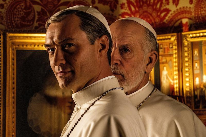 Co-stars: Malkovich with Jude Law