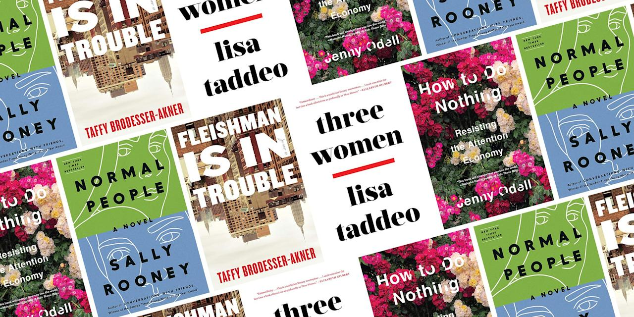 <p>If you were hoping you could ignore that book everyone's putting on their Instagram, sorry—it's good. Along with Sally Rooney's buzzy novel <em>Normal People</em>, Jacqueline Woodson's latest <em>Red at the Bone</em>, and Lisa Taddeo's much-debated <em>Three Women</em>, here are 20 of the best books of 2019 so far. Among them you'll find true stories of wayward women, memoirs of family discovery, and novels that sharply reflect our lives and times.</p>