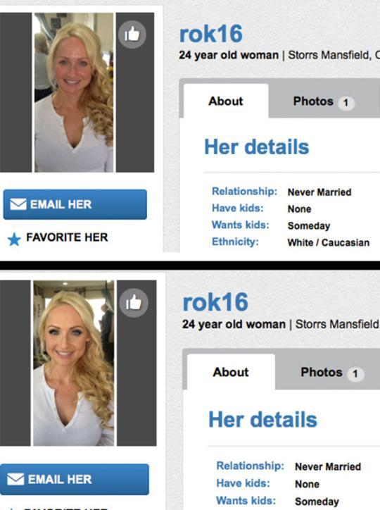 How to spot a catfish online dating