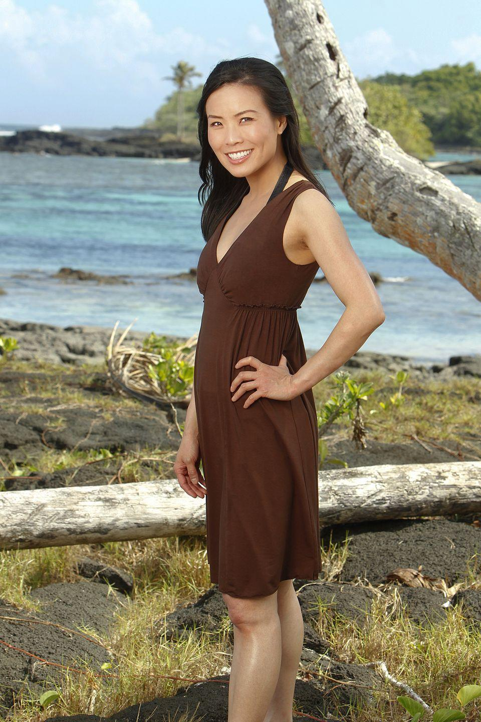 "<p><a href=""https://survivor.fandom.com/wiki/Edna_Ma"" rel=""nofollow noopener"" target=""_blank"" data-ylk=""slk:Edna Ma"" class=""link rapid-noclick-resp"">Edna Ma</a> was a contestant on <em>Survivor: South Pacific</em> in 2011, where she finished in 7th place out of 18 contestants.</p>"
