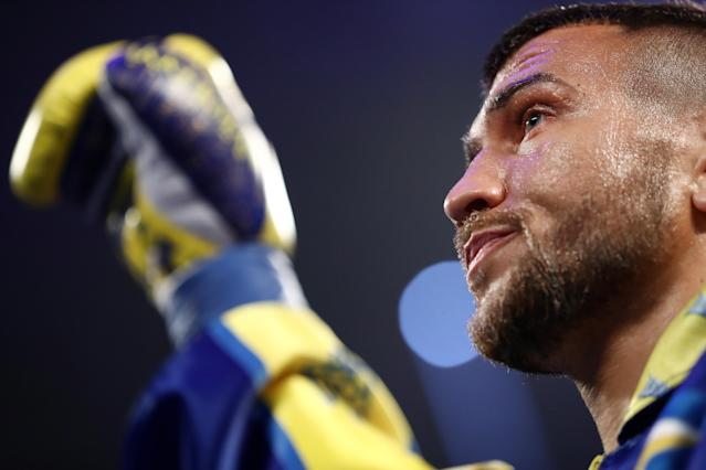 Vasiliy Lomachenko is among the potential opponents that Mikey Garcia's camp should be considering. (Getty Images)