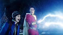 """<p>Billy Batson and the gang are returning to the silver screen <a href=""""https://www.popsugar.com/entertainment/when-is-shazam-2-coming-out-47009486"""" class=""""link rapid-noclick-resp"""" rel=""""nofollow noopener"""" target=""""_blank"""" data-ylk=""""slk:a little later than originally planned"""">a little later than originally planned</a>. The sequel to DC's supersuccessful superhero flick was slated to debut on April 1, 2022, but due to some shifting around, it will now premiere on June 2, 2023.</p>"""