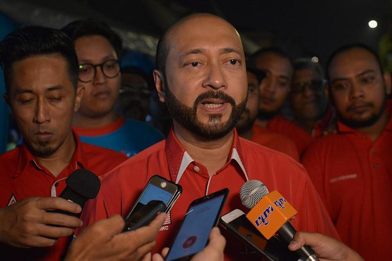 Mukhriz has responded to criticism over the purchase of a hybrid Volvo S90 as his new official car. — Picture by Mukhriz Hazim