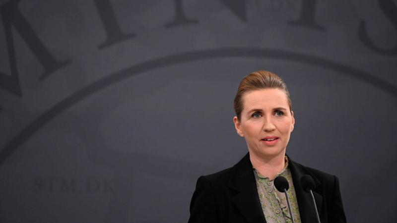 Denmark's PM Mette Frederiksen has announced measures to lift part of her country's lockdown