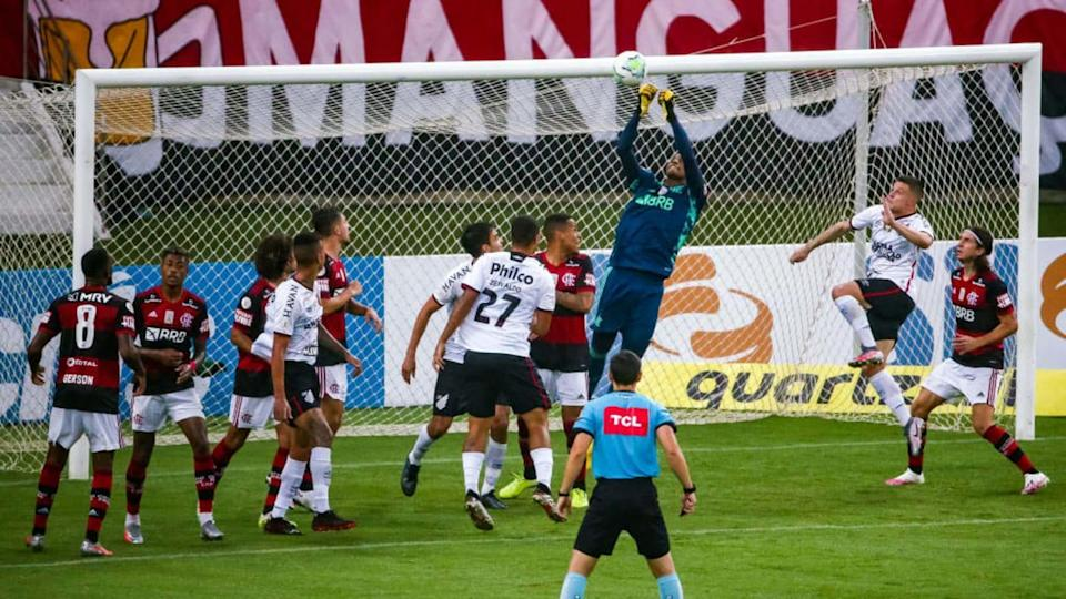 2020 Brasileirao Series A: Flamengo v Athletico PR Play Behind Closed Doors Amidst the Coronavirus | Buda Mendes/Getty Images