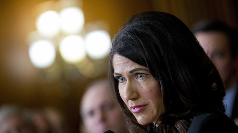 Kristi Noem Says Her Story Shows How The Estate Tax Hurts Families. Not Quite.