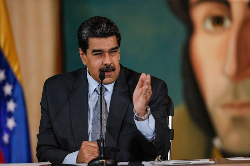 Maduro Holds Talks With U.S. Creditors in a Push to End Embargo
