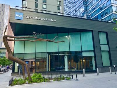 HSS Sports Medicine Institute Expands to NYC West Side