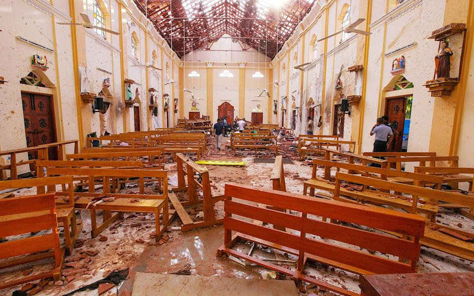 The Rajapaksa brothers promised to restore security in Sri Lanka following the Easter Sunday terror attacks - Reuters