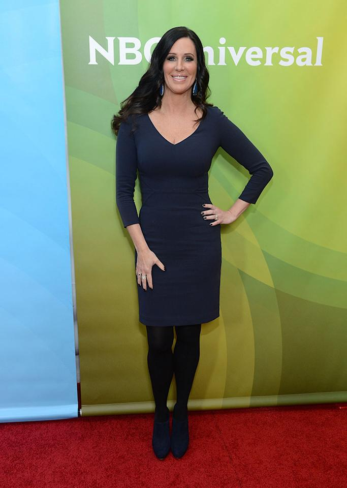 """Patti Stanger attends NBCUniversal's """"2013 Winter TCA Tour"""" Day 2 at Langham Hotel on January 7, 2013 in Pasadena, California."""