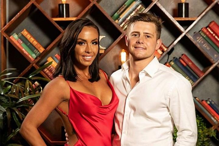 Natasha Spencer brought up the allegations during the final dinner party on MAFS. Photo: Channel Nine