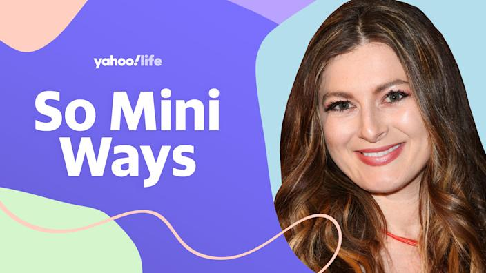 Big Brother and Amazing Race alum Rachel Reilly on baby names, weaning and hitting the road with two kids. (Photo: Getty Images; designed by Quinn Lemmers)