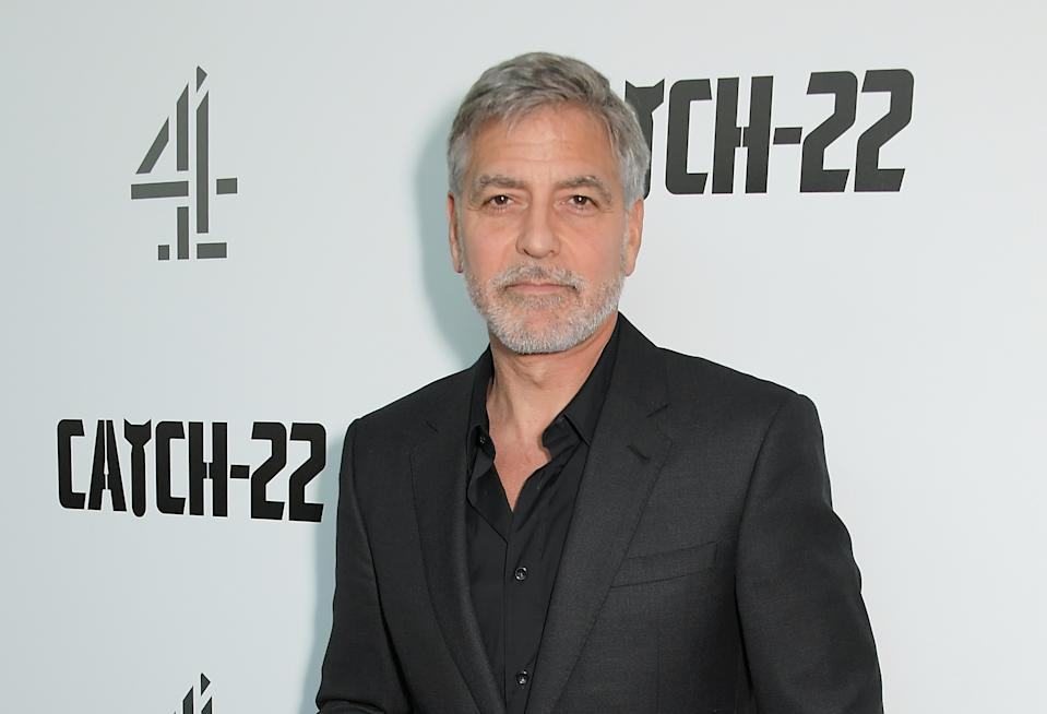 George Clooney has gotten candid about being the father of toddler twins. (Photo: David M. Benett/Dave Benett/Getty Images for Channel 4 Television)