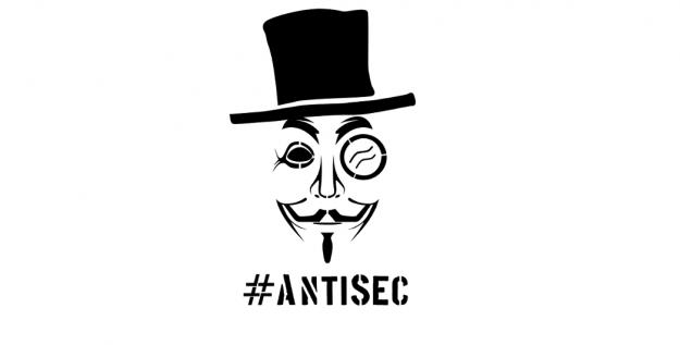 Anonymous steals 390MB from U.S. cybersecurity contractor ManTech