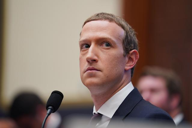 Facebook CEO Mark Zuckerberg will say that Facebook acknowledges it may have to pay for tax as part of new global proposals. (Liu Jie/Xinhua via Getty)