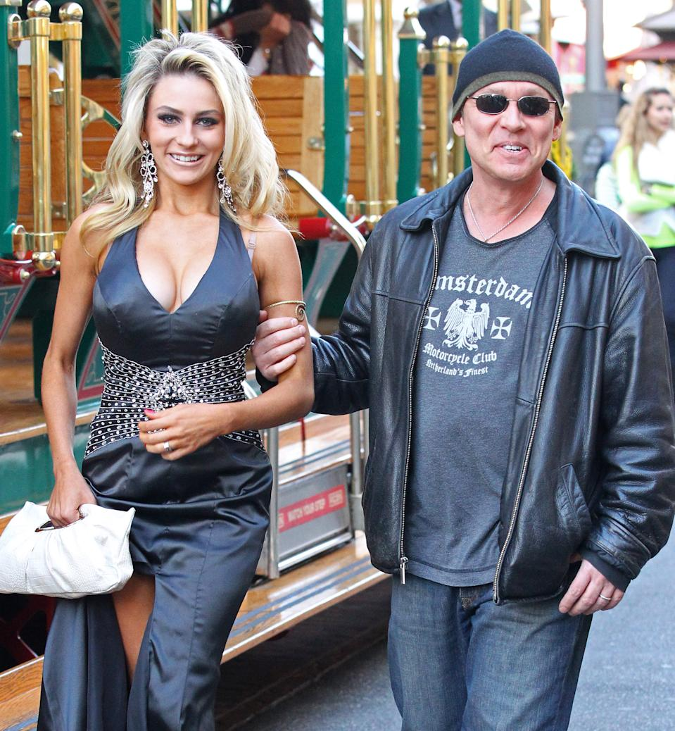 Courtney Stodden with Doug Hutchinson age gap marriage