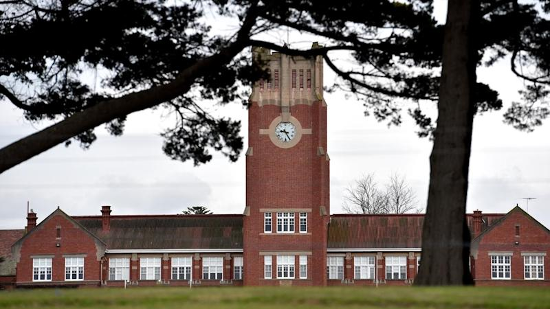 Geelong Grammar school is ending the first term early amid concerns about the spread of COVID-19