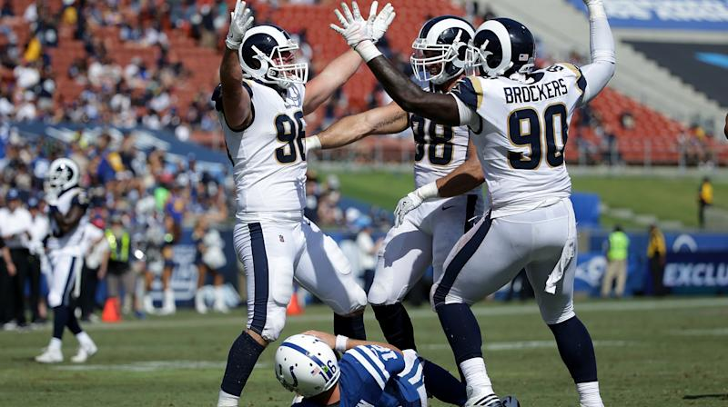 Twitter Roasts Los Angeles Rams' Awful Attendance In NFL Opener