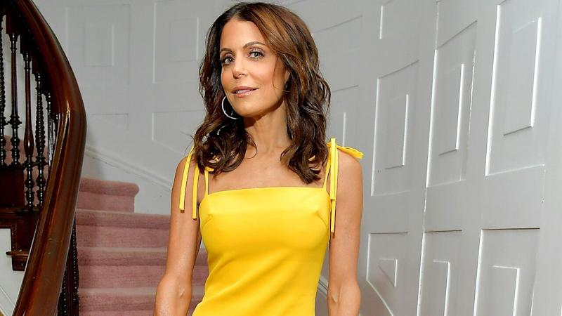 Bethenny Frankel Explains Decision to Leave 'RHONY' and Her Tweet About Still Being Married