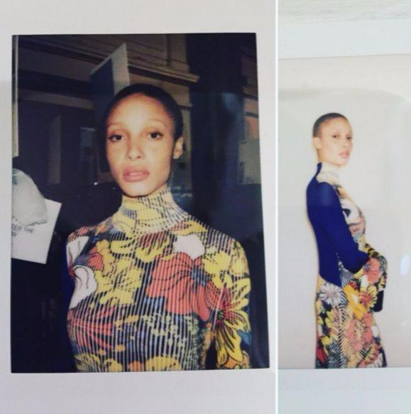 Look to fashion's newest darlings for insider info during London Fashion Week [Photo: Instagram]