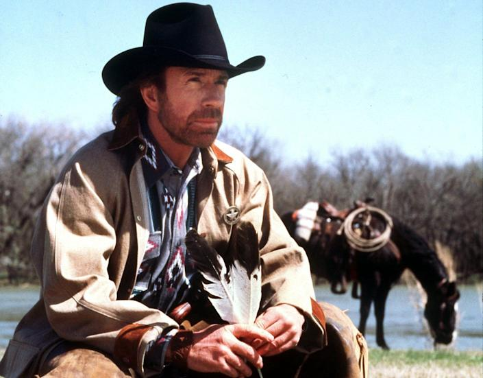 """Chuck Norris celebrated his 80th birthday on March 10, 2020. Norris played Cordell Walker in the CBS series """"Walker, Texas Ranger"""" from 1993 to 2001."""