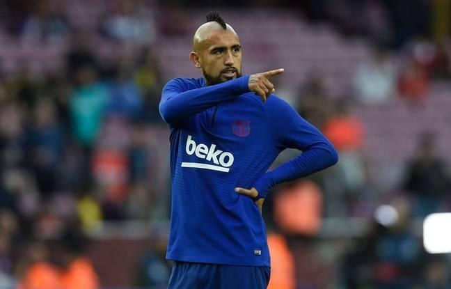 Arturo Vidal porte plainte contre Barcelone — International