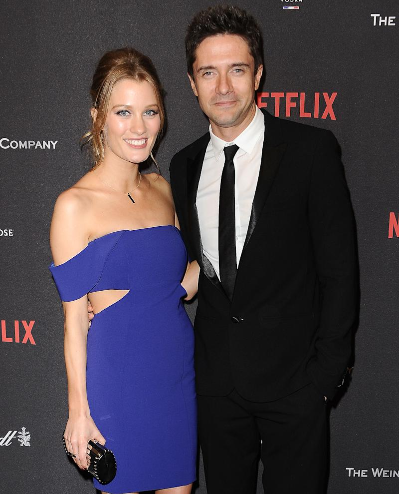 Topher Grace Is a Dad! Actor and Wife Ashley Hinshaw Welcome Daughter Mabel Jane: Report