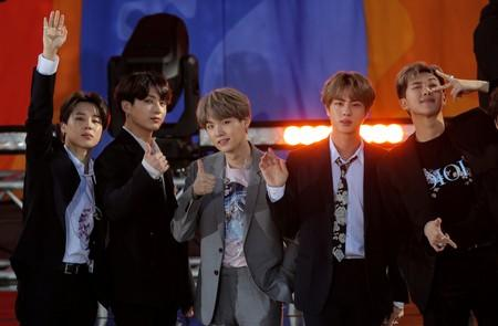 BTS offered Recording Academy membership, to vote for Grammys