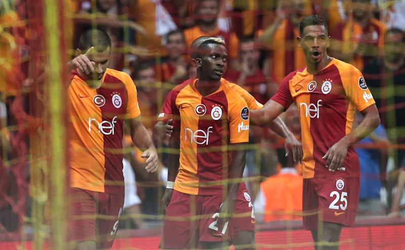 'We will bounce back' – Henry Onyekuru assures after Galatasaray's loss to Porto