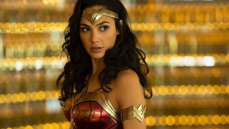 Wonder Woman: Warner Bros