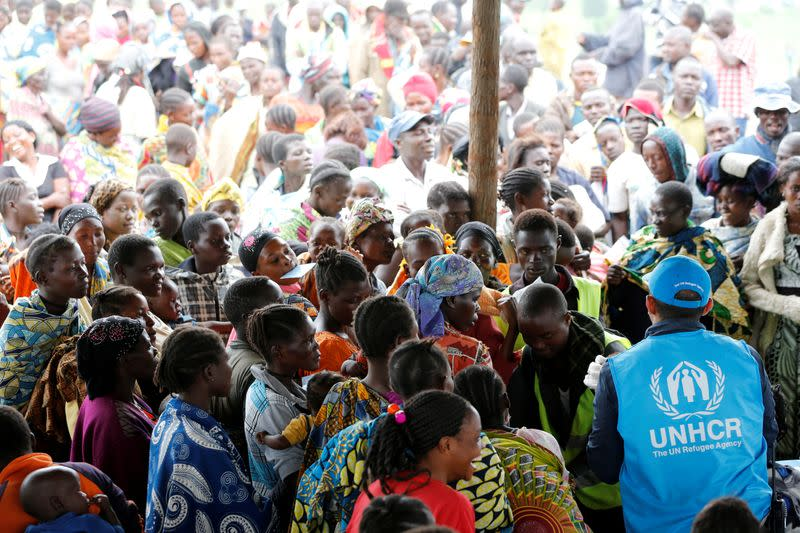 Uganda, usually welcoming to refugees, bars all new arrivals to contain coronavirus