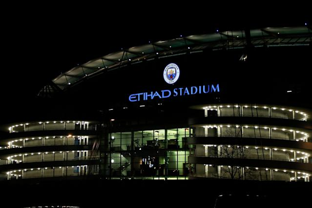 Manchester City is under intense scrutiny for potential violations of Financial Fair Play, but does UEFA have the teeth to actually punish the English giants? (Getty)
