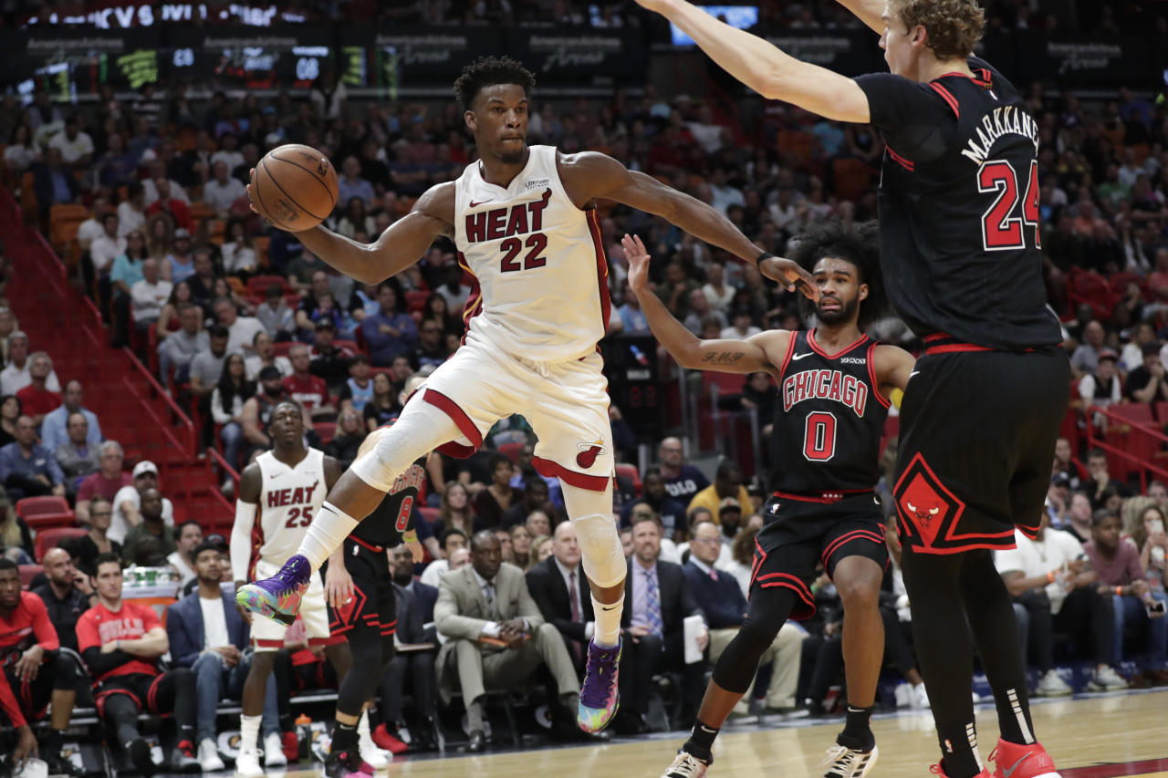 Why the Heat are such a natural fit for Jimmy Butler