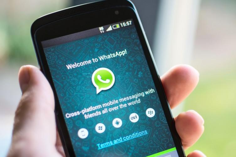 Take care on WhatsApp if you're in the UAE