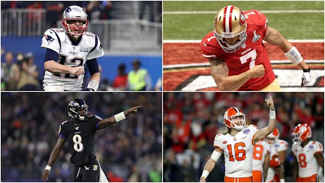 The 2010s belonged mainly to Tom Brady and the Patriots, but who else defined the decade in the NFL, and who will define the 2020s?