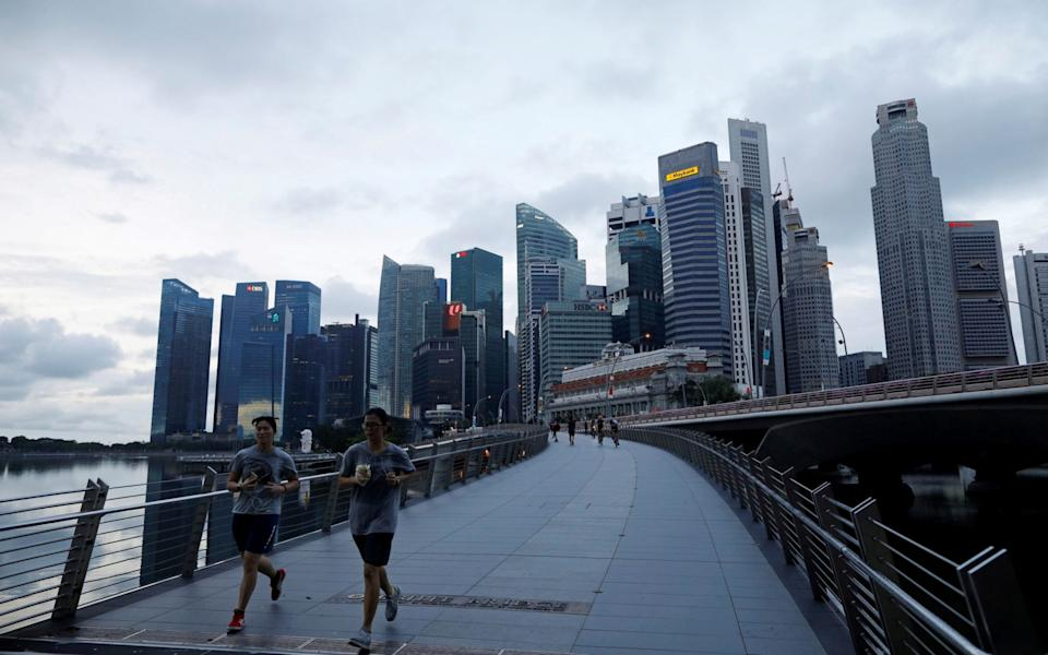 Scientists in Singapore are conducting key research on T cell immunity - Edgar Su/Reuters